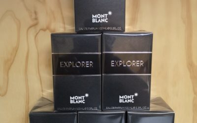 MONT BLANC EXPLORER EDP 100ML sold out
